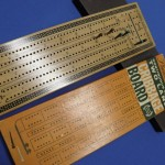 Pleasantime Cribbage Board