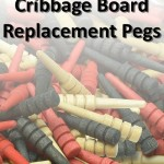 Revive Your Cribbage Board With Cribbage Board Replacement Pegs