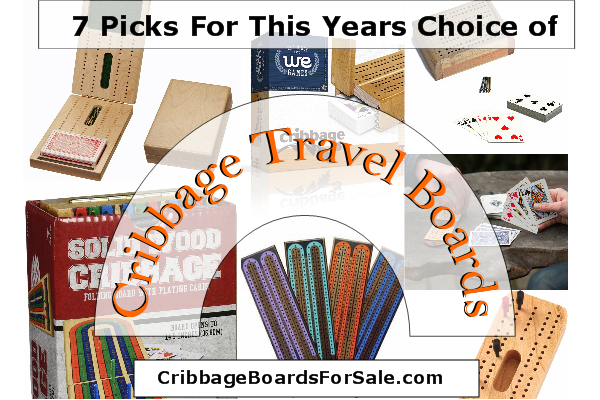 7 Picks For Cribbage Travel Boards The Perfect Vacation Game